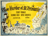 Blue Murder at St. Trinian'S Art