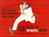 Man in the White Suit (The) Poster