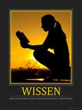 Wissen (German Translation) Foto