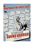 Sound Barrier (The) Kunst