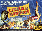 Circus of Horrors Juliste