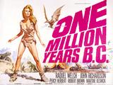 Million Jahre vor unserer Zeit, Eine Poster