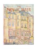 The New Yorker Cover - May 14, 1984 Giclée-Premiumdruck von Iris VanRynbach