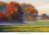 First Autumn Light Prints by Amanda Houston