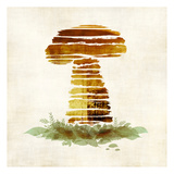 Mushroom Posters tekijänä Kristin Emery
