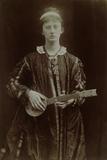 The Princess Lámina fotográfica por Julia Margaret Cameron