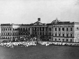 Celebrations at Government House, Calcutta Impressão fotográfica