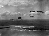 Spitfires on Patrol Photographic Print