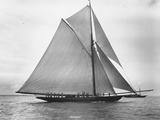 Sailing Yacht Valkyrie Impressão fotográfica
