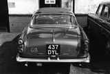 Back View of a Maserati 3500 GTI Reproduction photographique