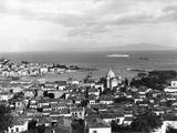 Port of Mitylene Fotografisk tryk