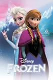Die Eiskönigin – Völlig unverfroren - Anna und Elsa Poster