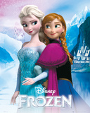 Frozen-Il regno di ghiaccio - Anna & Elsa Foto