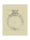 Ring Design IV Poster by Ethan Harper