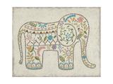 Laurel's Elephant I Poster by Chariklia Zarris