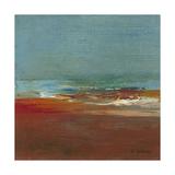 Sea Horizon I Metal Print by W. Green-Aldridge