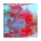 Coral Glass II Prints by Danielle Harrington