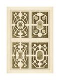 Garden Maze II Kunstdrucke von  Blondel