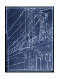Bridge Blueprint I Affiches par Ethan Harper