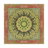 Floress Mandala I Art by Catherine Kohnke