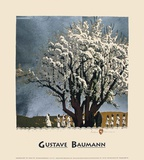 Procession Posters par Gustave Baumann