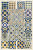 Moorish Design Posters by Owen Jones