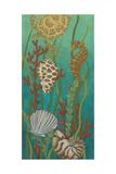 Aquatic Life I Prints by Chariklia Zarris