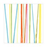 Cabana Stripes II Metallivedokset tekijänä Erica J. Vess