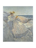 Summer Sunlight (Isles of Shoals) Giclee Print by Childe Hassam