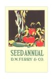 Seed Annual Giclée-vedos