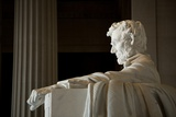 Lincoln Memorial in Washington, DC Photographic Print by Paul Souders