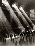 Grand Central Station in New York City Reproduction photographique
