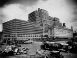 Starrett-Lehigh Building, New York Lámina fotográfica por Irving Underhill