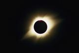 Solar Corona During Total Eclipse Impressão fotográfica por Roger Ressmeyer
