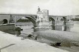 Saint Benezet Bridge Photographic Print by Chris Hellier