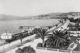 Cannes and La Croisette Photographic Print by Chris Hellier