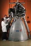 Vulcain Engine of Ariane 5 Impressão fotográfica por Roger Ressmeyer
