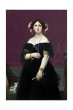 Madame Moitessier Giclee Print by Jean-Auguste-Dominique Ingres