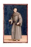 Saint Anthony of Padua Reproduction procédé giclée par  Raphael