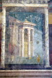 Italy, Naples, Naples Museum, from Pompeii, House IV,  Insula Occidentalis 42, Panel Photographic Print by Samuel Magal