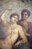 Italy, Naples, Naples Museum, from Pompeii, House of Mars an Venus (VII, 9, 47), Mars and  Venus Fotografie-Druck von Samuel Magal