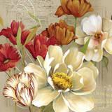 Jardin 1 Kunstdruck von Carol Robinson