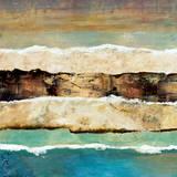On Edge Revisited I Kunstdrucke von Norm Olson