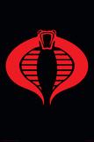 GI Joe- Cobra Logo Pôsters