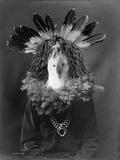 Haschogan - Navaho Lámina fotográfica por Curtis, Edward S.