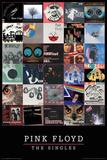 Pink Floyd- Singles Print