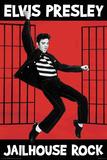 Elvis- Jailhouse Posters