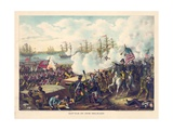 Battle of New Orleans Giclee Print