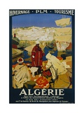 Algerie Poster Giclee Print by Leon Cauvy