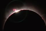 Total Solar Eclipse Impressão fotográfica por Roger Ressmeyer